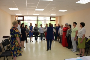 In Mordovia, performance of Tatar songs discussed