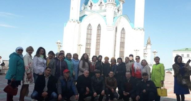 We studied in Kazan
