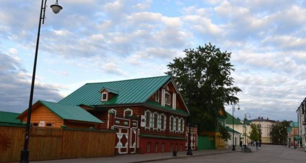 At the Old Tatar Sloboda  a holiday  of  Tukai street to be held