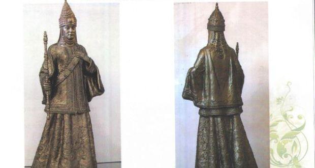 Обнародован проект памятника царице Сююмбике в городе Касимов Рязанской области