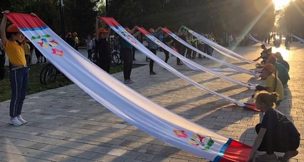 Түбәнкамалылар Новосибирск шәһәрендә үтәчәк Федераль Сабантуйга әзерләнә