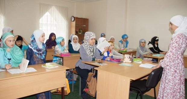 В мечетях Татарстана стартовали религиозно-воспитательные мероприятия для школьников