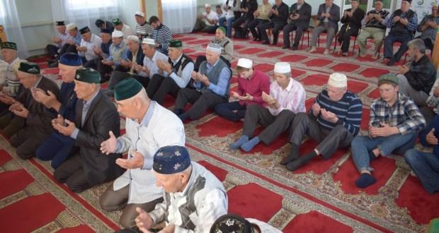 Түбән Новгород өлкәсе Пашат авылында ифтар