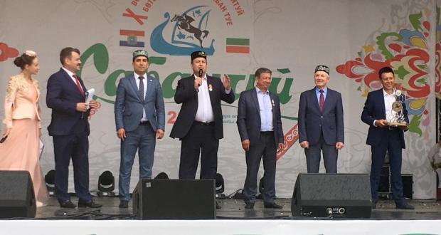2020 елда Бөтенроссия авыл Сабан туе Мөслим районында узачак