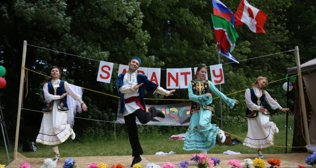 Tatar Sabantuy included this year in the general city holidays of Montreal
