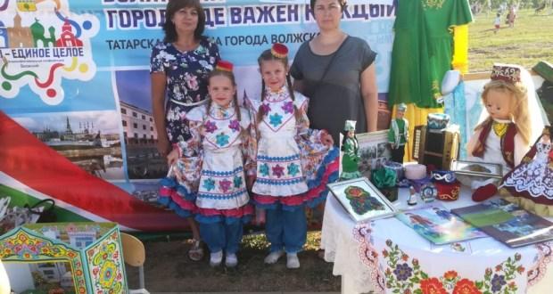 Волжский татарский культурно-образовательный центр «Дуслар» знакомит с традициями и обычаями татарского народа других национальностей