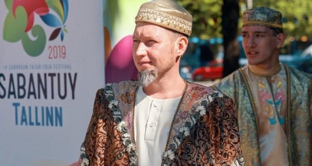 ВИДЕО: Пир на весь мир: чем порадовал татарский Сабантуй в Таллинне