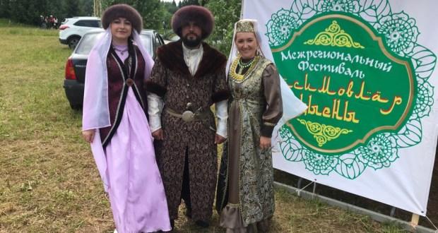 В Удмуртии состоялся фестиваль «Касимовлар жыены»