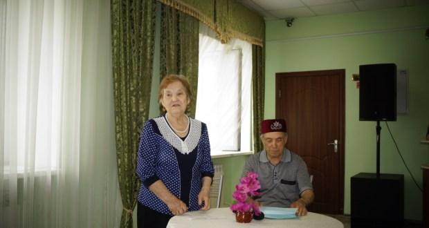 В Тобольске провели мероприятие «Үрнәк гаилә»