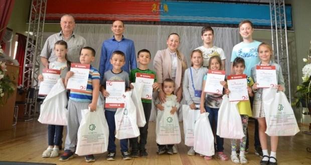 В Ивановской области самые активные ученики были награждены дипломами
