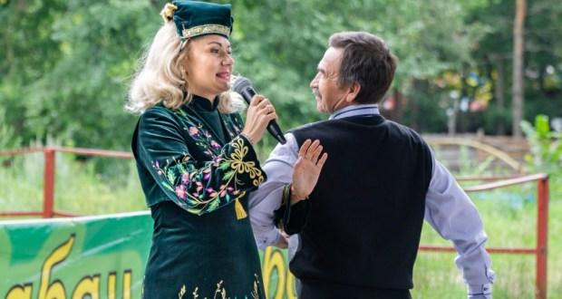 Молодые активисты РНКАТНО приняли участие в Сабантуе г. Дзержинска