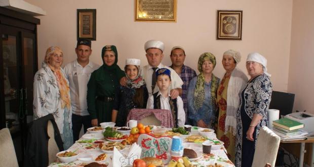 В Калининграде провели обряд имянаречения