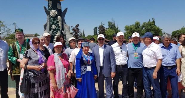 Васил Шәйхразиев: Беренче Көньяк Сабан туе халыкара статуска ия булды