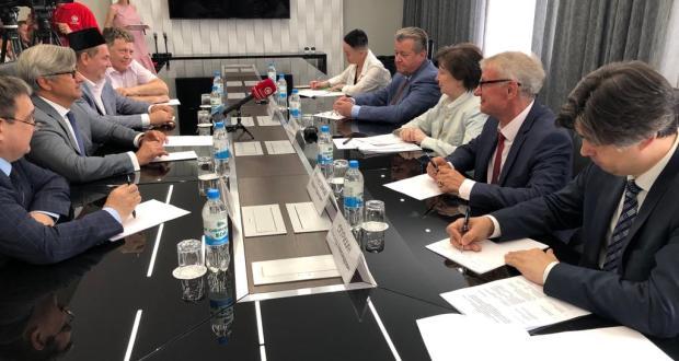 В Нижневартовске обсудили вопросы проведения Федерального Сабантуя в 2021 году