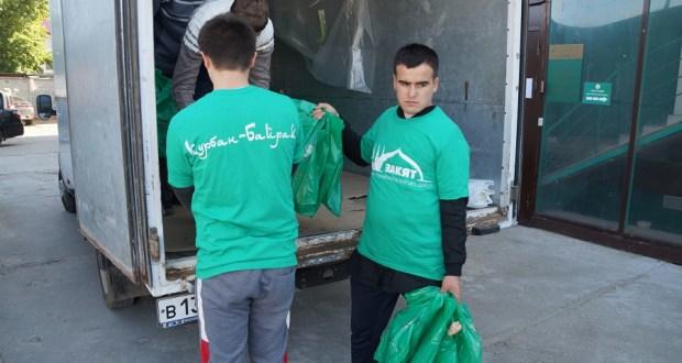 В организации праздника Курбан-байрам было задействовано порядка 1000 волонтеров