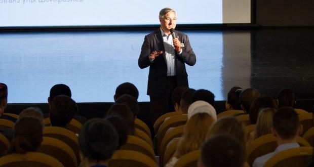 Василь Шайхразиев: Форум – это площадка, где вы должны делиться опытом