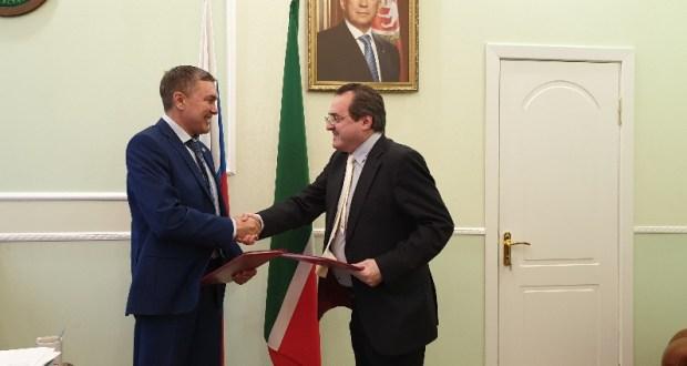 Постоянное представительство РТ подписало Соглашение с Петербургским союзом музыкальных деятелей