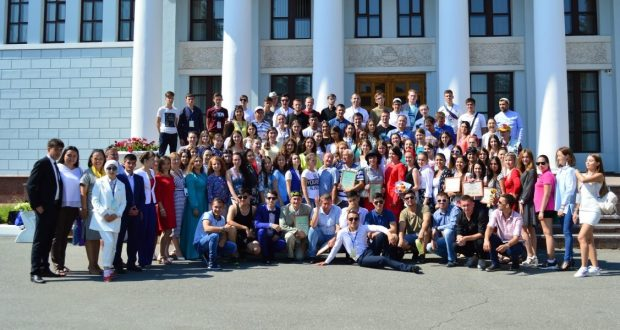140 people from 40 regions of Russia will come to Kazan on Tatar Youth Days