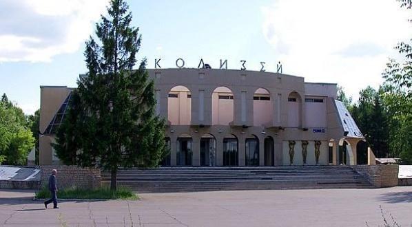 Чаллыда татар театрының яңа бинасы дизайны тәкъдим ителде