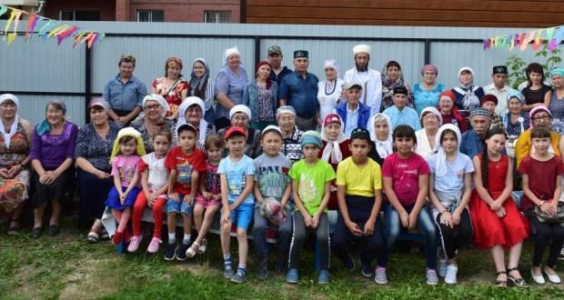 Курбан Байрам прошел в Доме дружбы Омской области