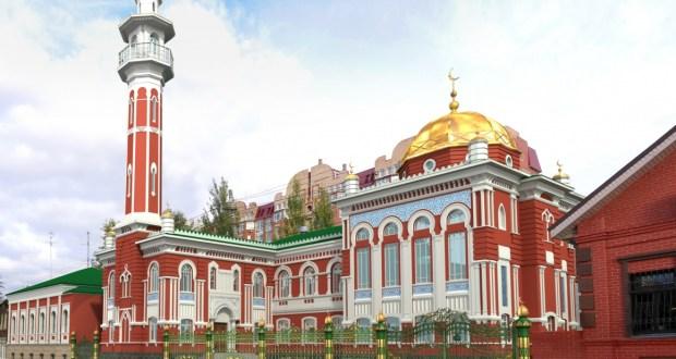 На главный купол Самарской Исторической мечети установят полумесяц