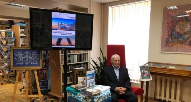 В «Татарской гостиной» прошла очередная лекция