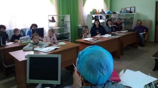 В Сызрани прошел очередной урок татарского языка