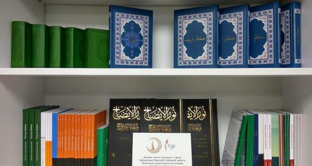 Мусульмане Беларуси получили в дар партию религиозной литературы от ДУМ РТ