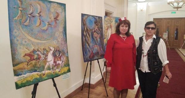 Елабужский музей-заповедник представил выставку лучших арт-проектов в Узбекистане