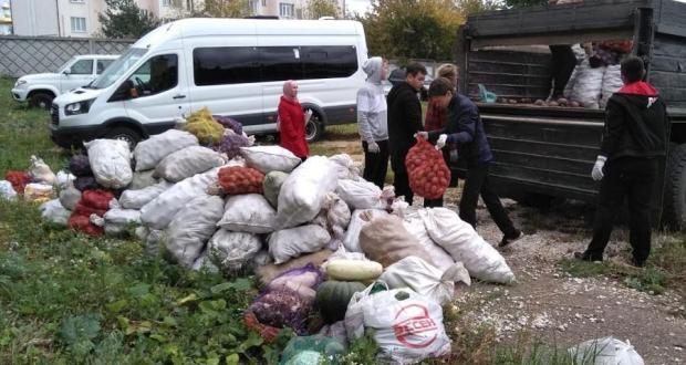 Бу атнада Татарстанда мохтаҗларга 5 тонна күләмендә гошер сәдакасы таратылды