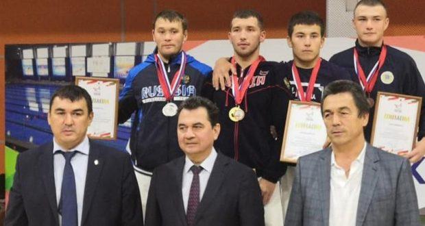 Ульяновские борцы корэш завоевали медали в Уфе