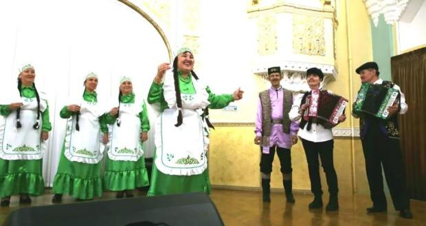 Tatar creative collectives of the Novosibirsk region hold tour