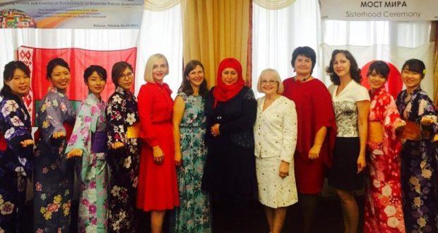 Союз мусульманок РТ принял участие в международной «женской» конференции