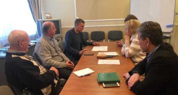 The Permanent Mission of the Republic of Tatarstan discussed the concept of creating a film about the St. Petersburg Tatars