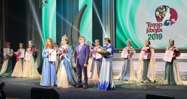 ФОТОРЕПОРТАЖ : В Ижевске прошёл финал Международного конкурса «Татар кызы-2019»
