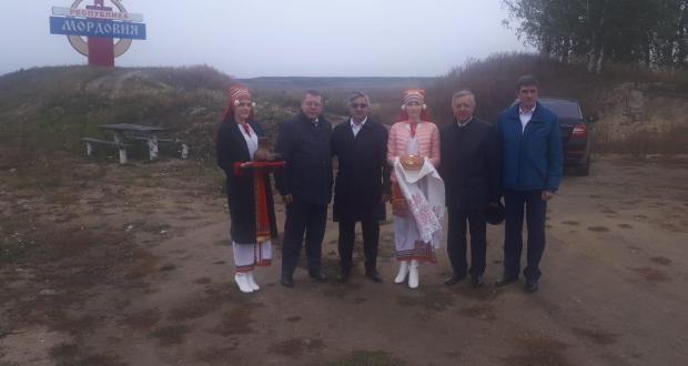 Милли Шура рәисе Васил Шәйхразиев эшлекле сәфәр белән Мордовия Республикасында