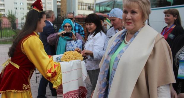 Уральскую столицу посетили участники Всероссийского форума татарских краеведов
