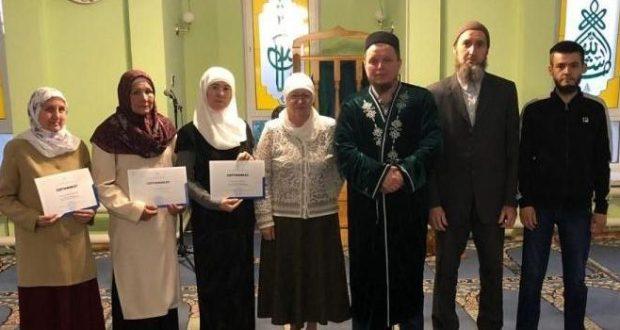 Бөгелмә шәһәренең үзәк мәчетендә татар телен өйрәнү курслары башлана