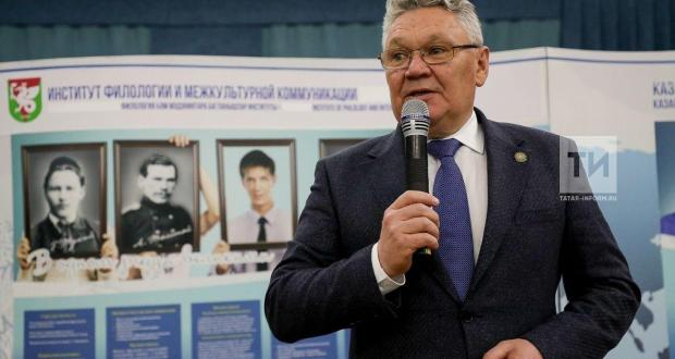Татарстан Республикасы мәгариф һәм фән министры татарча диктант язды