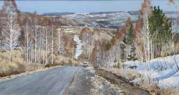 В Астрахани начнет работу выставка художников Татарстана