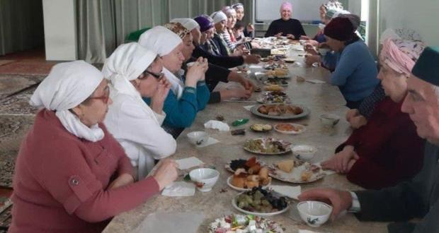 Сызран шәһәренең Үзәк мәсҗидендә — күппрофильле үзәк