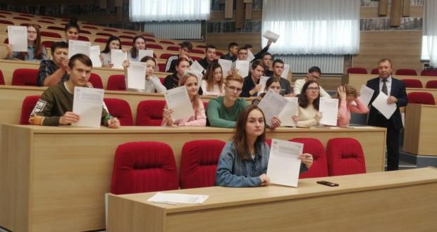 Әлмәттә татарча диктантны 2250 кеше язды