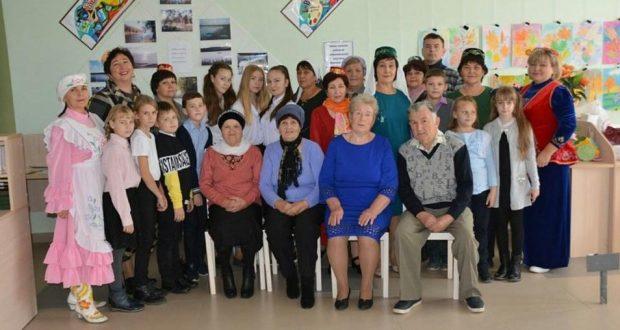 В Инзе изучают татарский фольклор