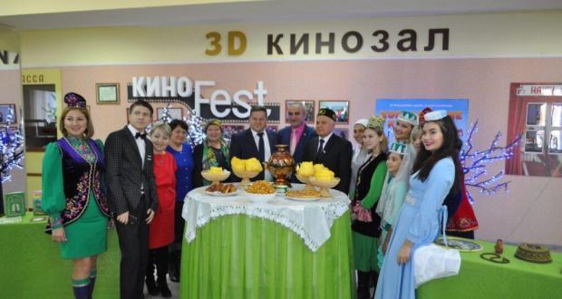 День татарского языка и культуры в Кузоватовском районе Ульяновска