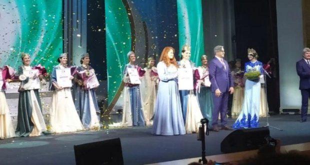Татары Узбекистана радуются победе своей конкурсантки на «Татар кызы-2019»