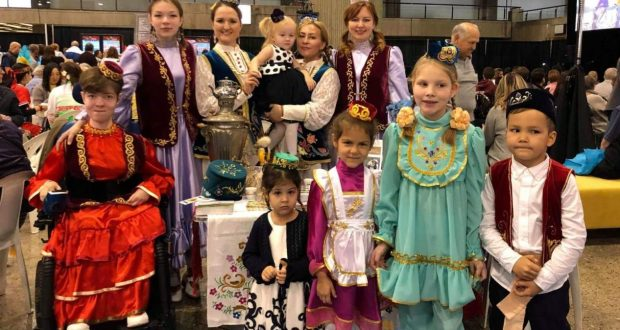 """At the  Kukmorsky district,  finals of the District Competition """"Tatar Egete-2019""""  held"""