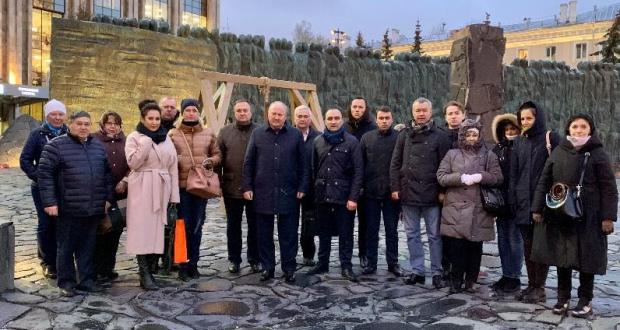 Татары Москвы почтили память жертв политических репрессий
