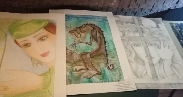 В Уфе наградили победителей конкурса детского рисунка «Пушкин, Тукай и Карим»