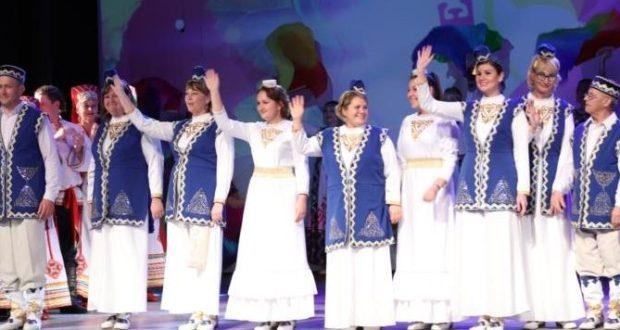 Новые имена — новые таланты фестиваля национальных культур «Семицветик» в Чувашии