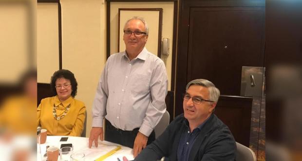 В Вене состоялось заседание Правления ассоциации «Альянс татар Европы»